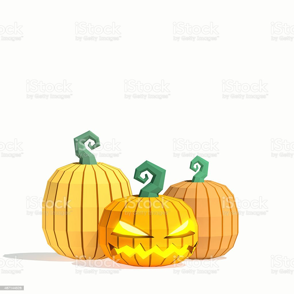 Halloweens Pumpkins stock photo