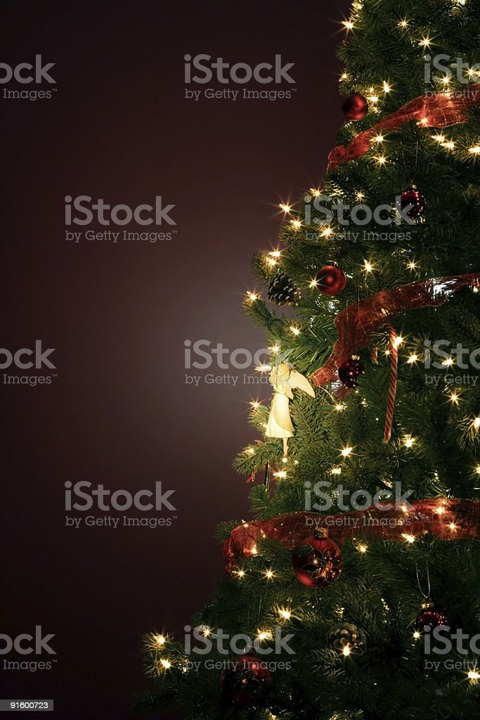 Halo angel ornament royalty-free stock photo