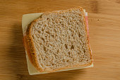 Ham and Cheese Sandwich with Wholemeal Bread