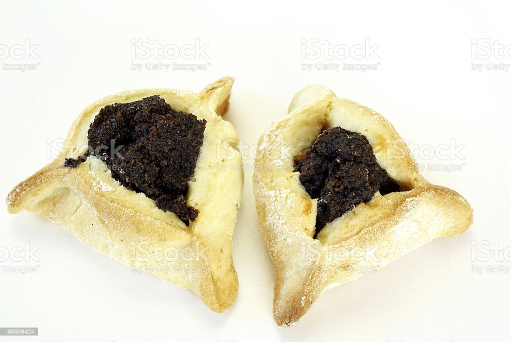 Hamantaschen royalty-free stock photo