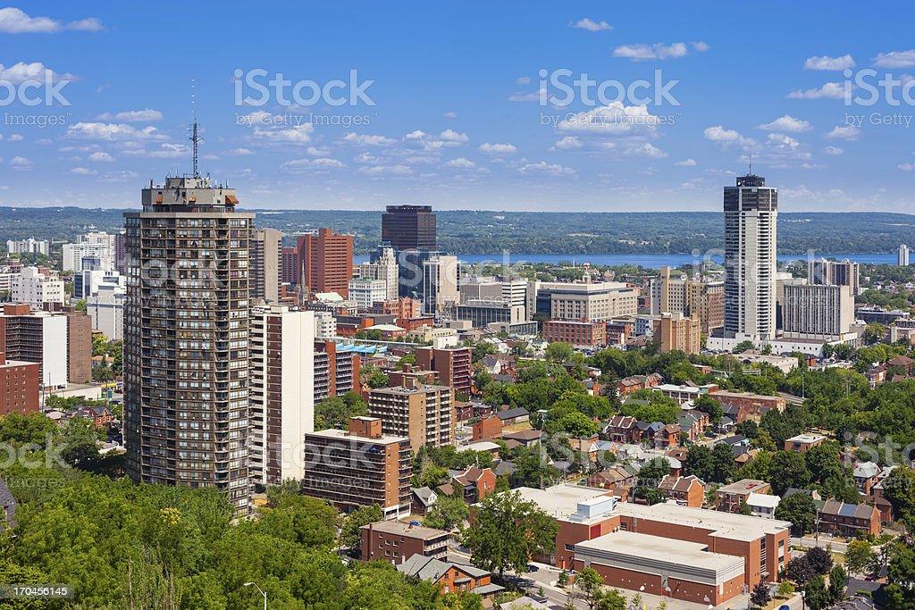 Hamilton, Ontario, Canada royalty-free stock photo