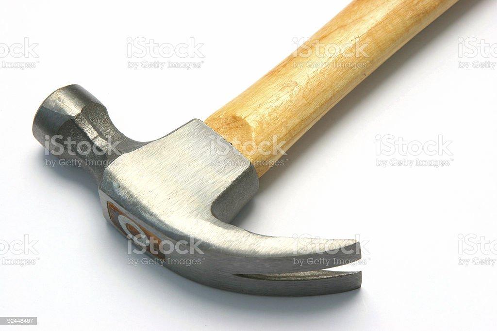 Hammer Head 2 royalty-free stock photo