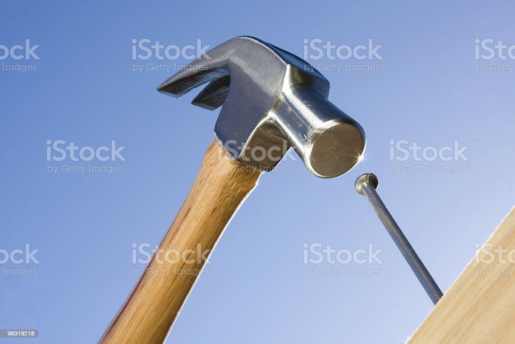 hammer stock photo