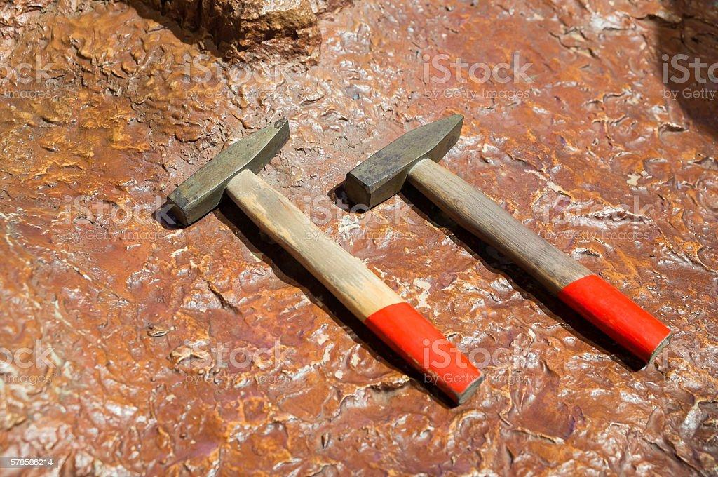 Hammers  Lizenzfreies stock-foto