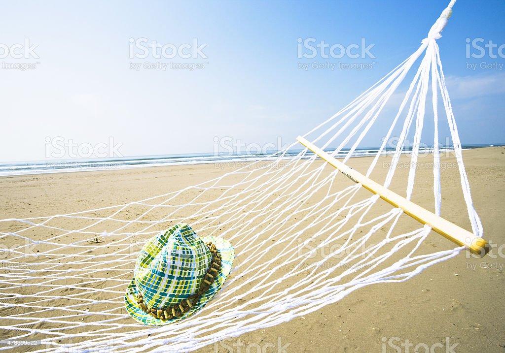 hammock stock photo