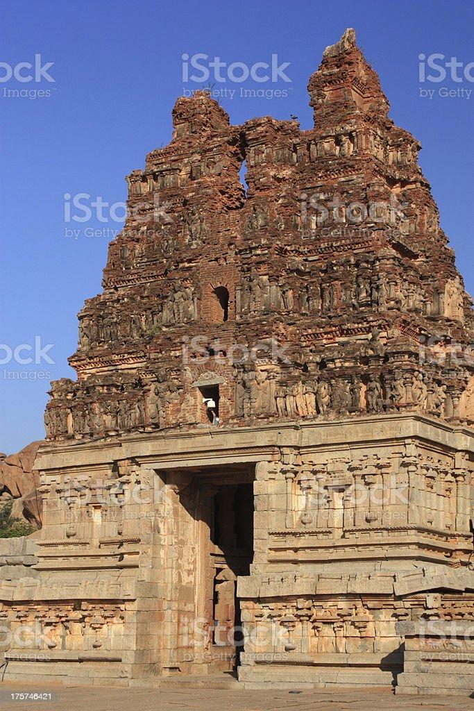 Hampi, India. stock photo