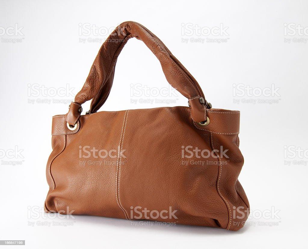 hand bag royalty-free stock photo