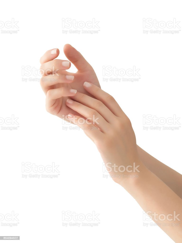 Hand Care , isolated stock photo