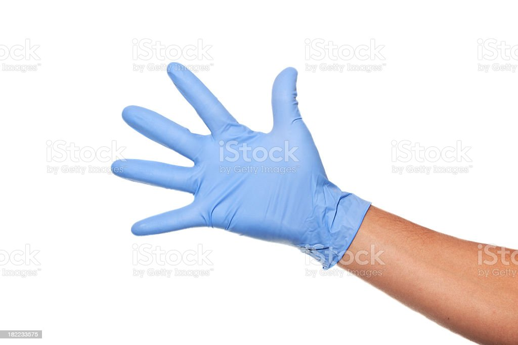 Hand fingers royalty-free stock photo