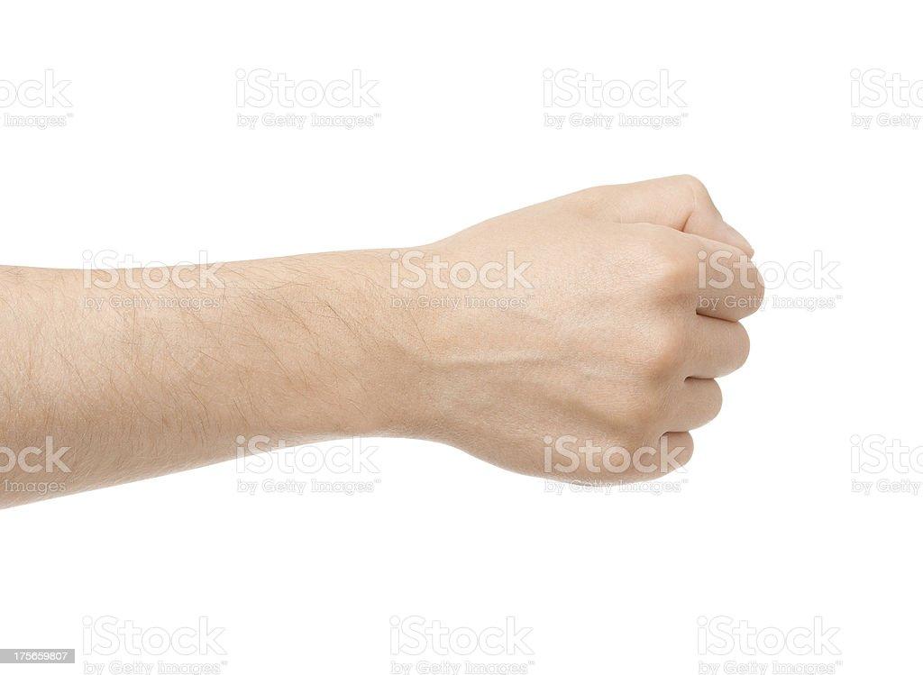 hand hold something stock photo