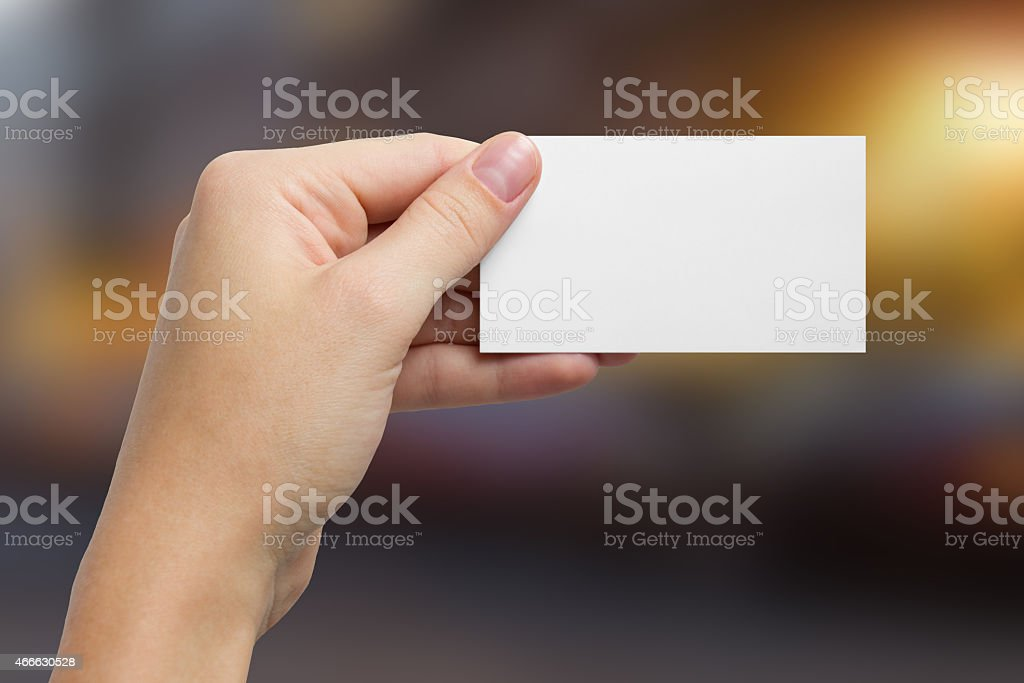 Image result for Business card giving