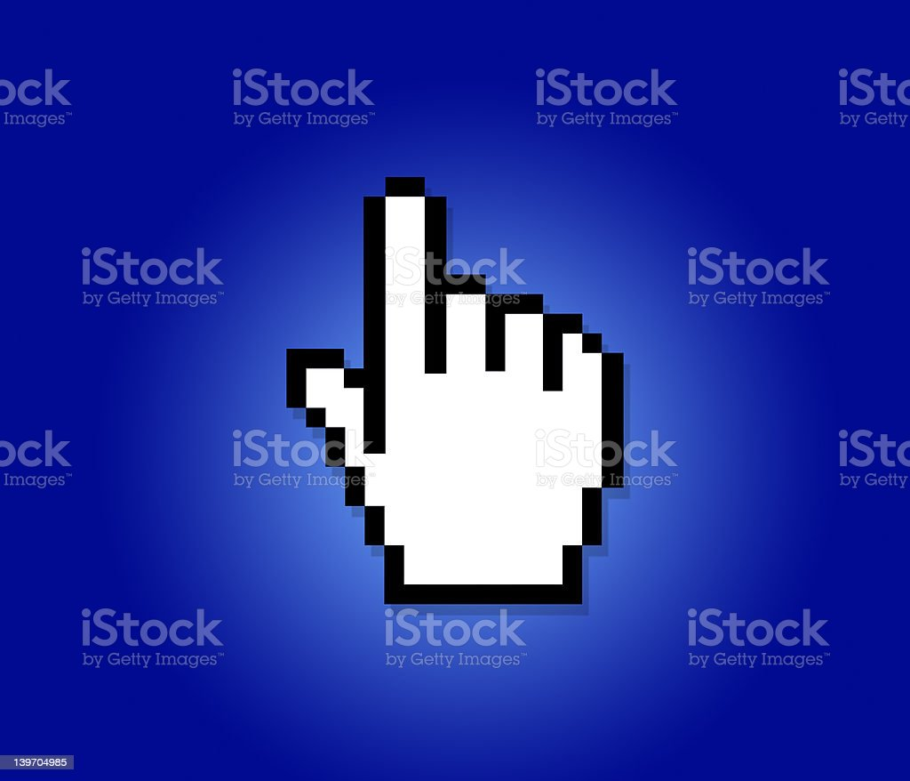 hand icon royalty-free stock photo