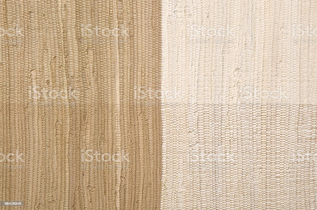 Hand Made Natural Colour Textile royalty-free stock photo