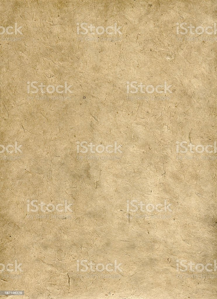 hand made paper royalty-free stock photo