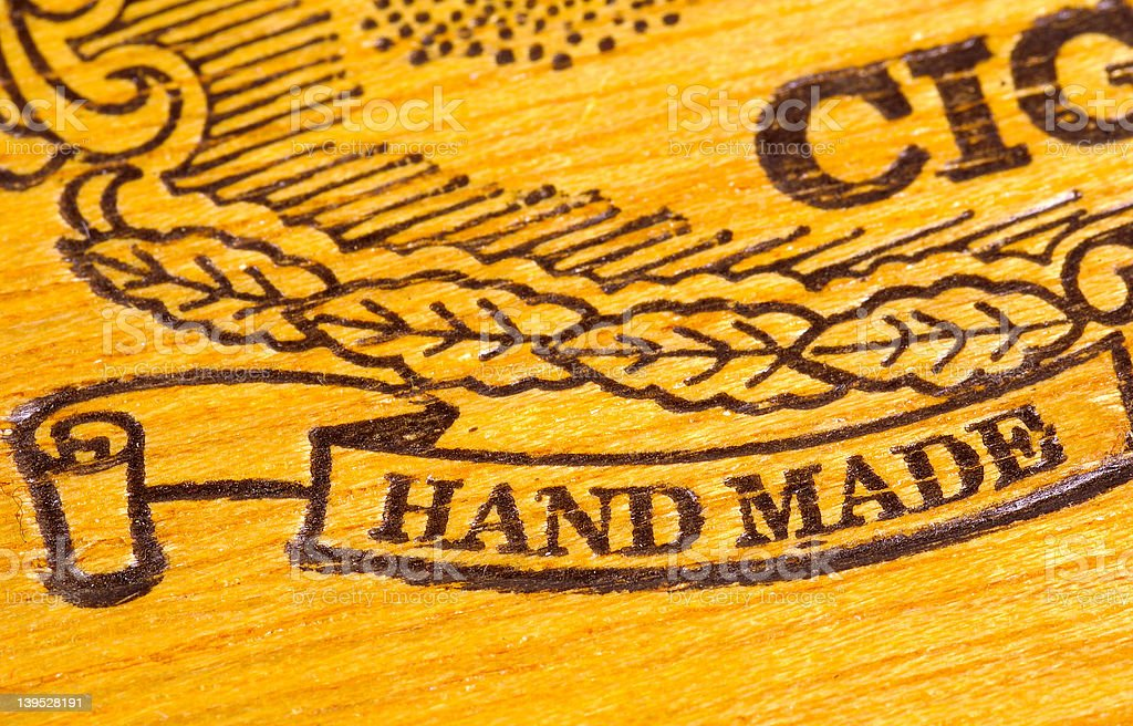 Hand Made royalty-free stock photo