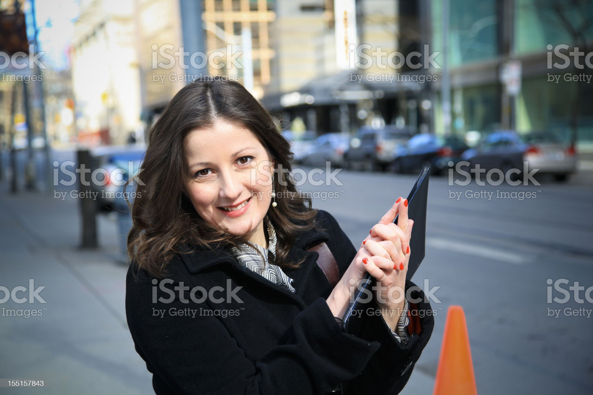 Hand Motion royalty-free stock photo