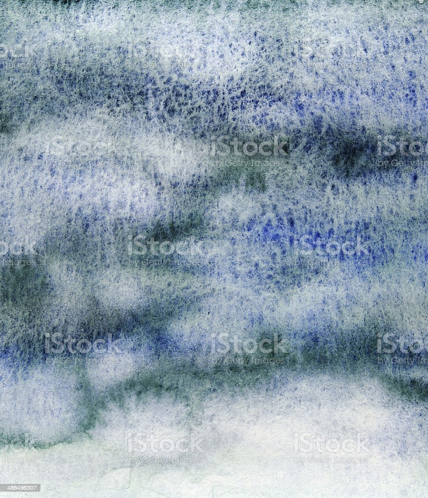 Hand painted abstract watercolor background royalty-free stock photo