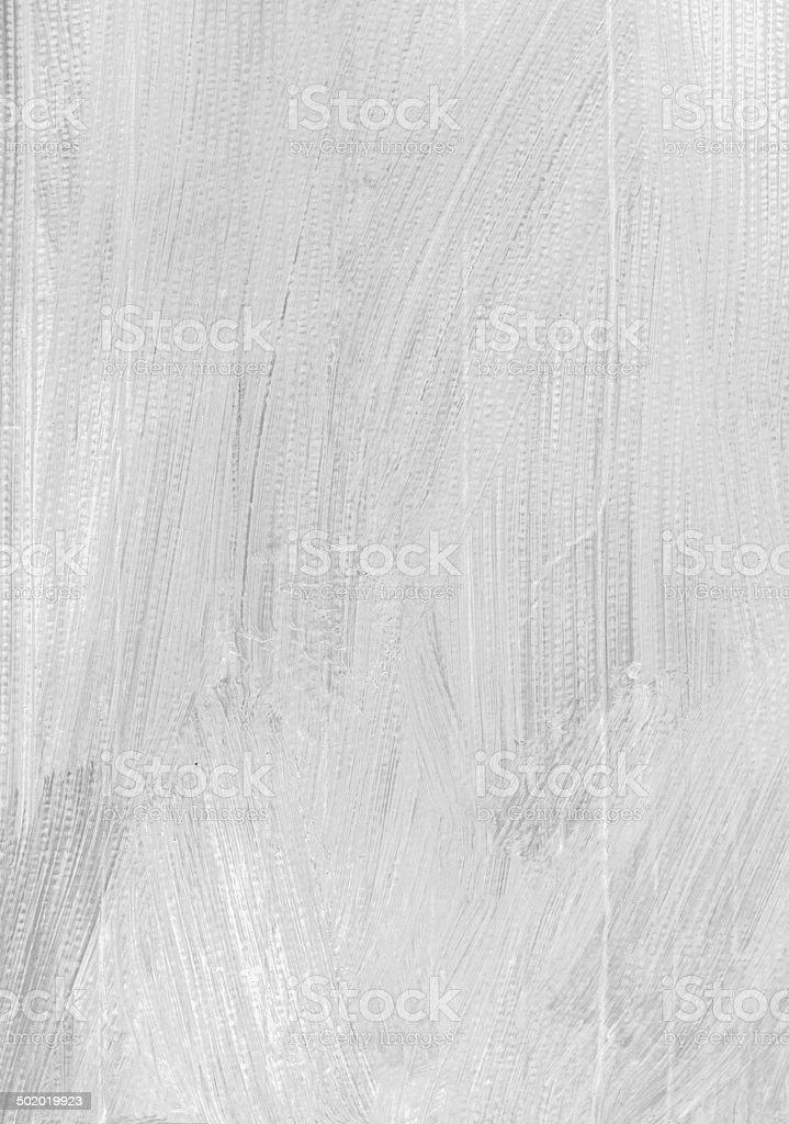Hand painted cardboard texture stock photo