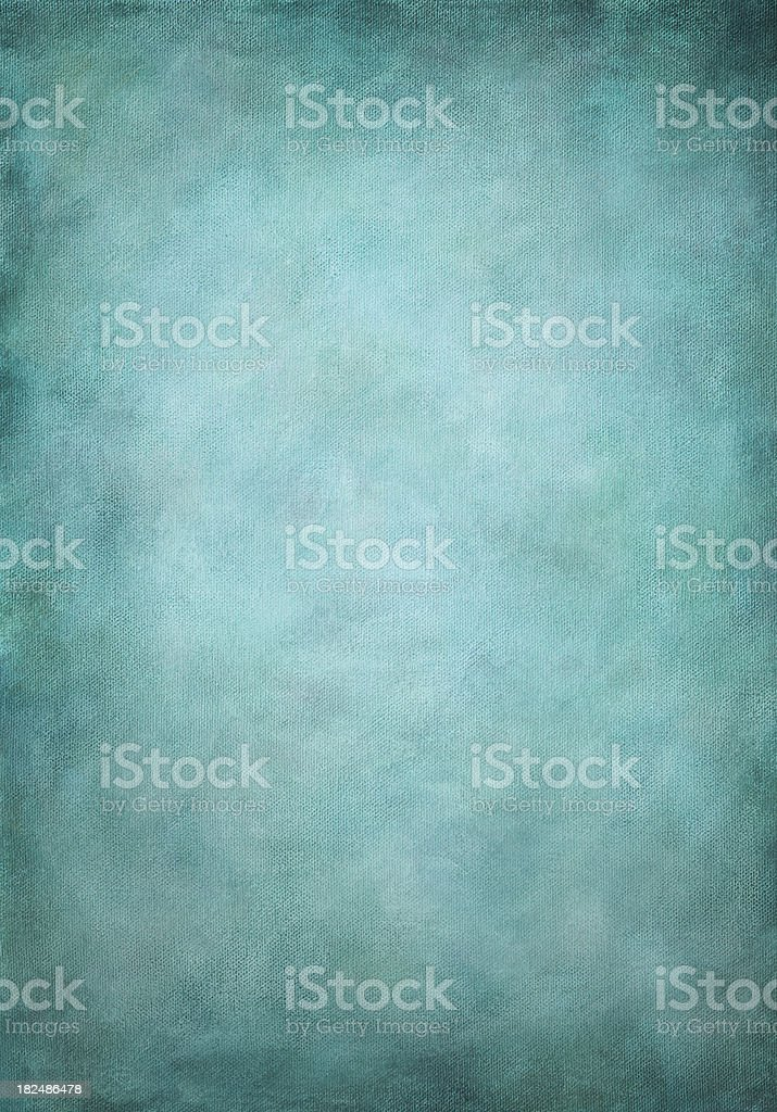Hand Painted Turquoise Background stock photo