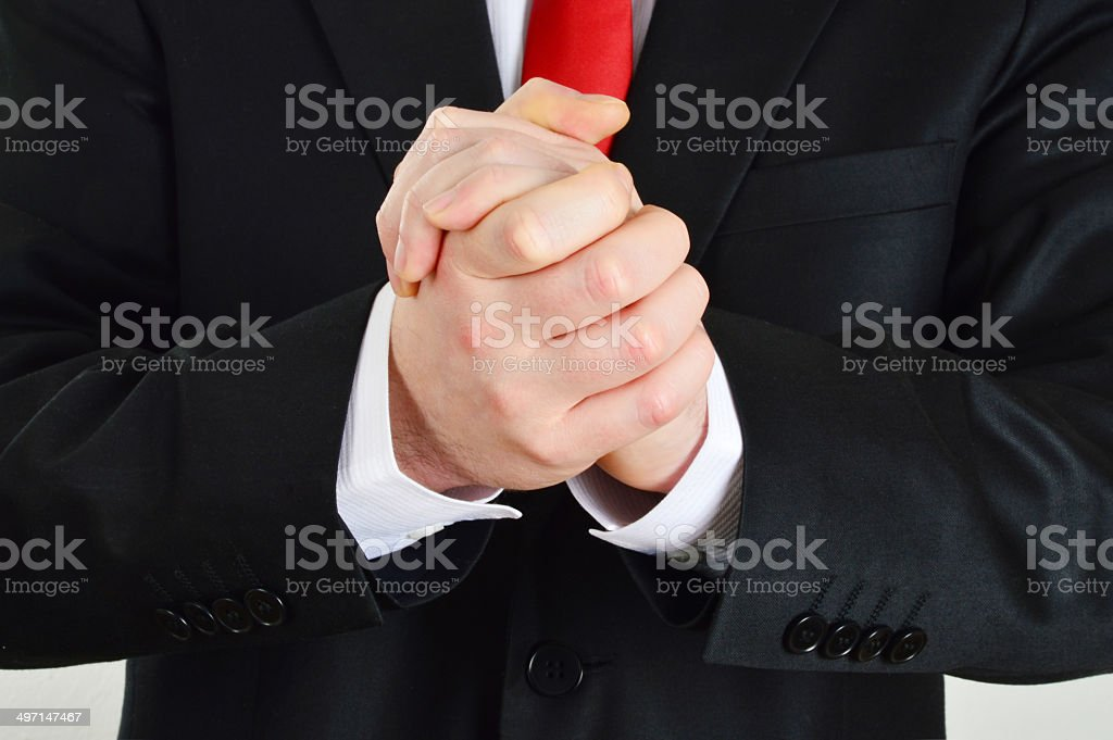 Hand (Click for more) royalty-free stock photo