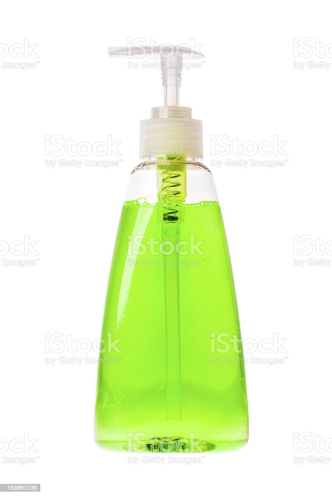 hand sanitizer soap dispenser royalty-free stock photo
