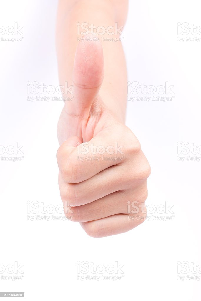 hand symbols concept like and best excellent good button stock photo