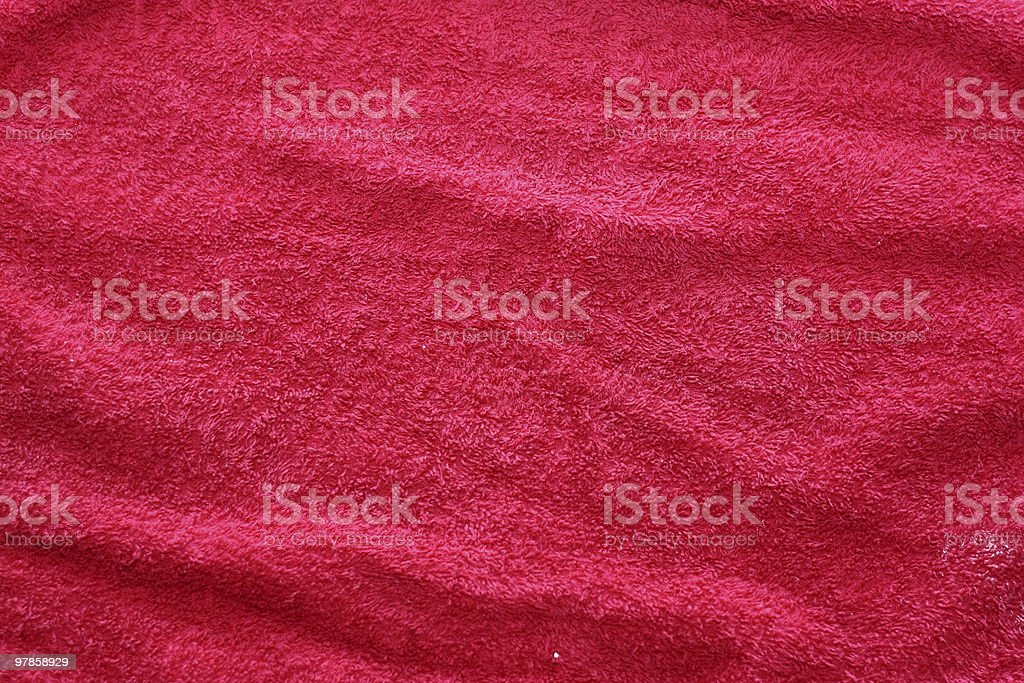 Hand Towel Texture Cotton Color royalty-free stock photo
