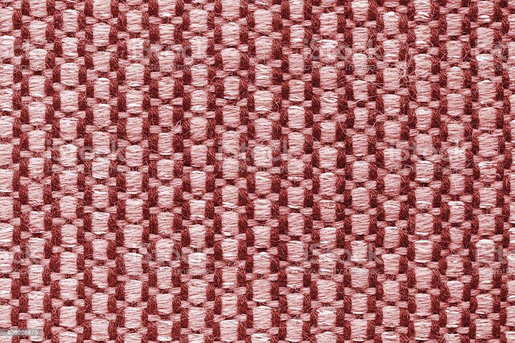 Hand weaving tweed stock photo