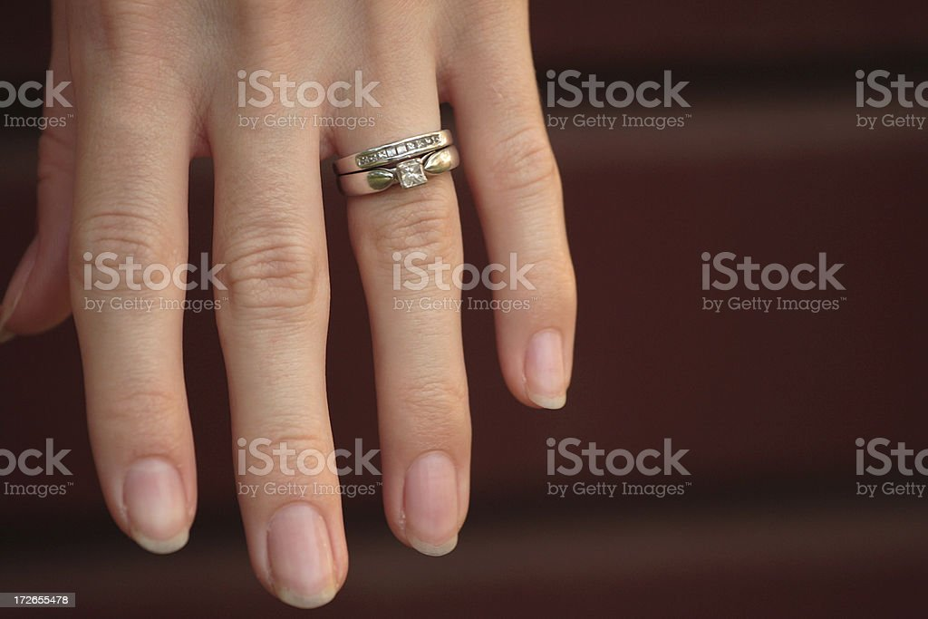 Hand_1 royalty-free stock photo