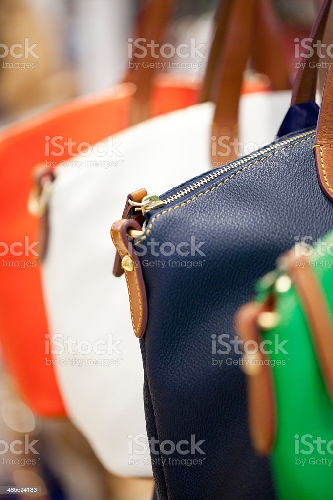 handbags for women stock photo