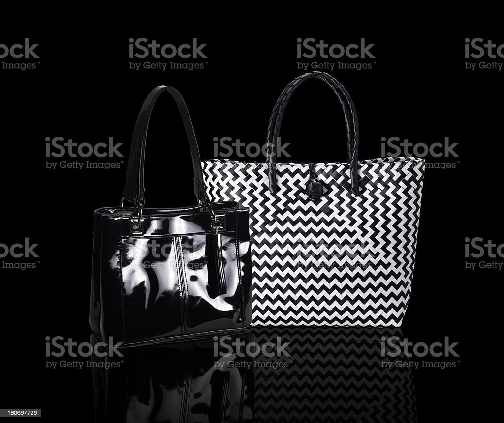 Handbags (Click for more) royalty-free stock photo