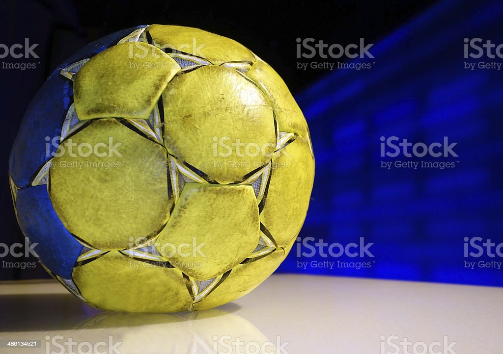 Handball stock photo