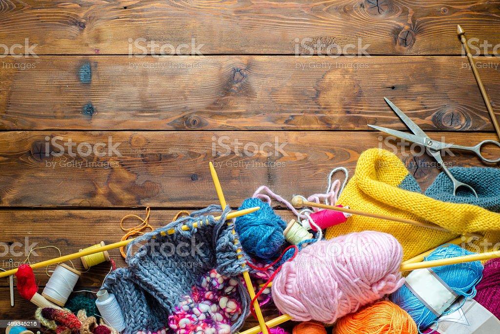 handcraft stock photo