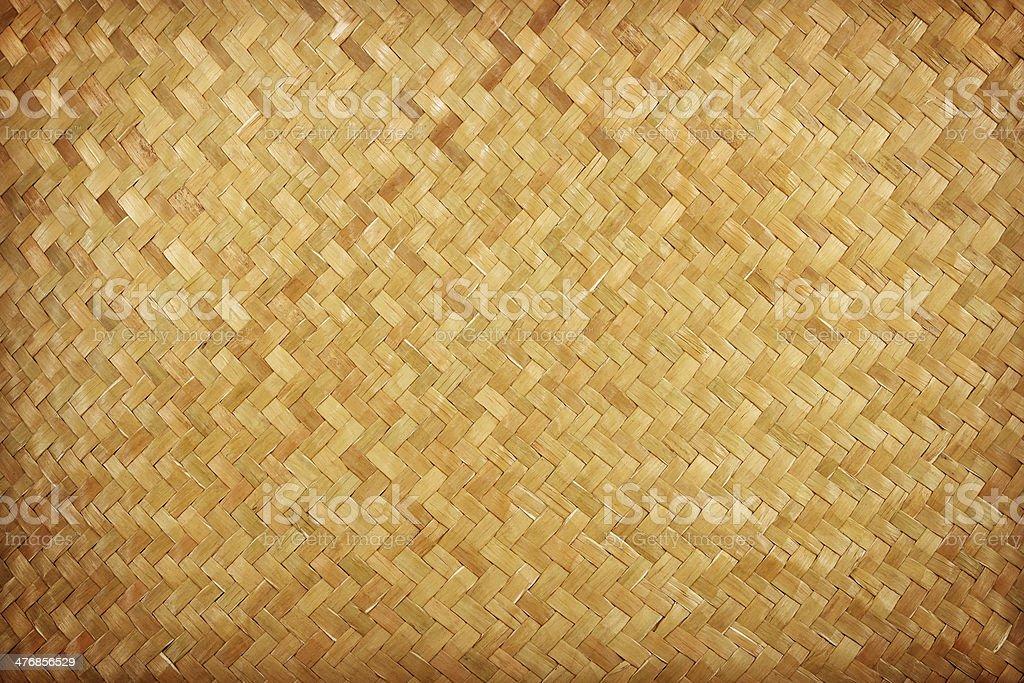 handcraft weave texture natural wicker stock photo