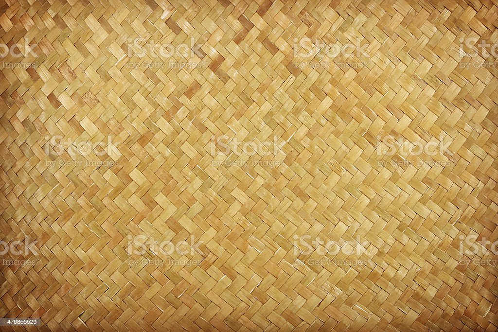 handcraft weave texture natural wicker stock photo
