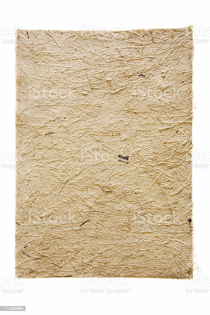 Handmade art paper #3 royalty-free stock photo