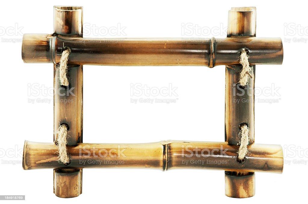 handmade frame stock photo