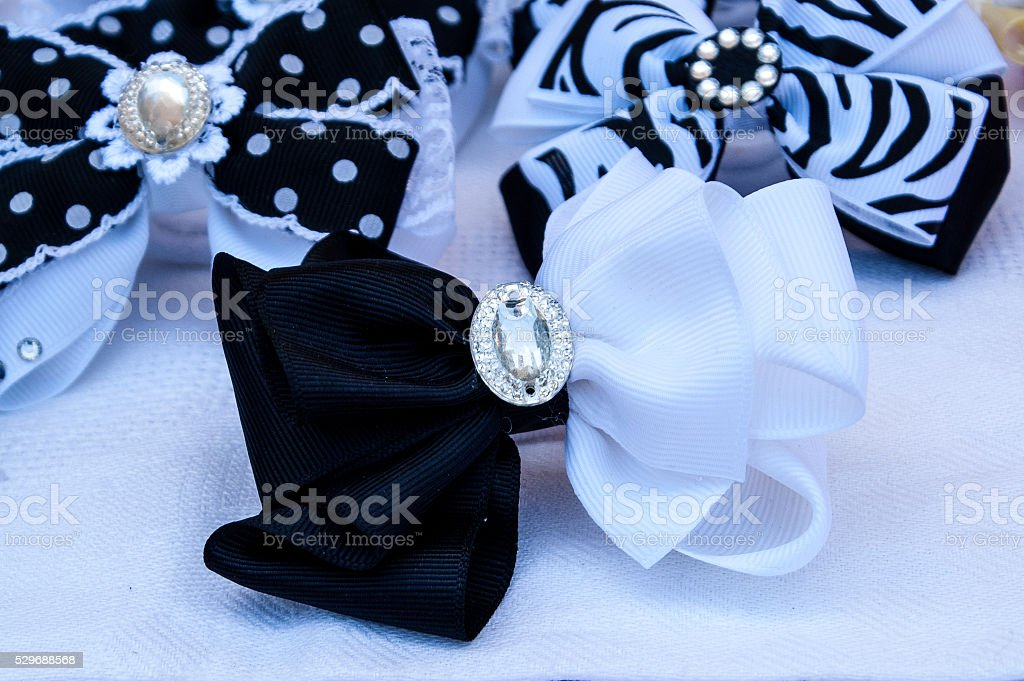handmade hand decoration stock photo