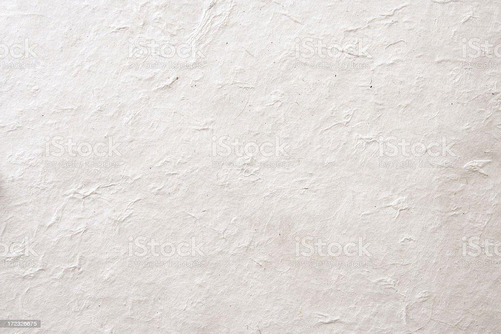 Handmade lokta paper stock photo