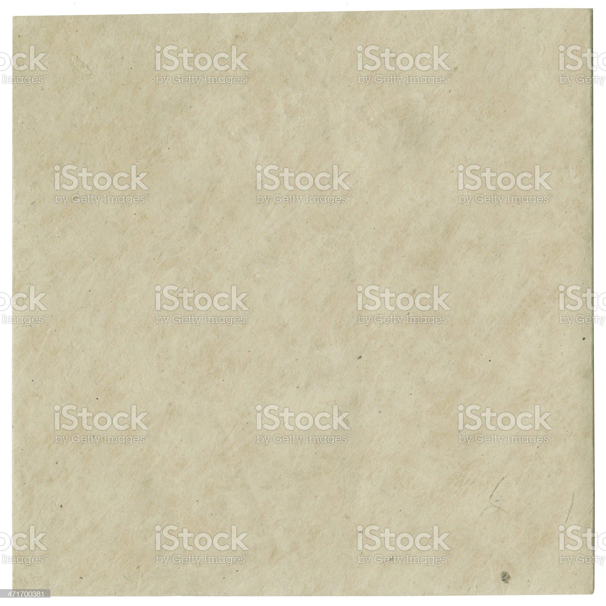 XXXL Handmade Nepali Paper royalty-free stock photo