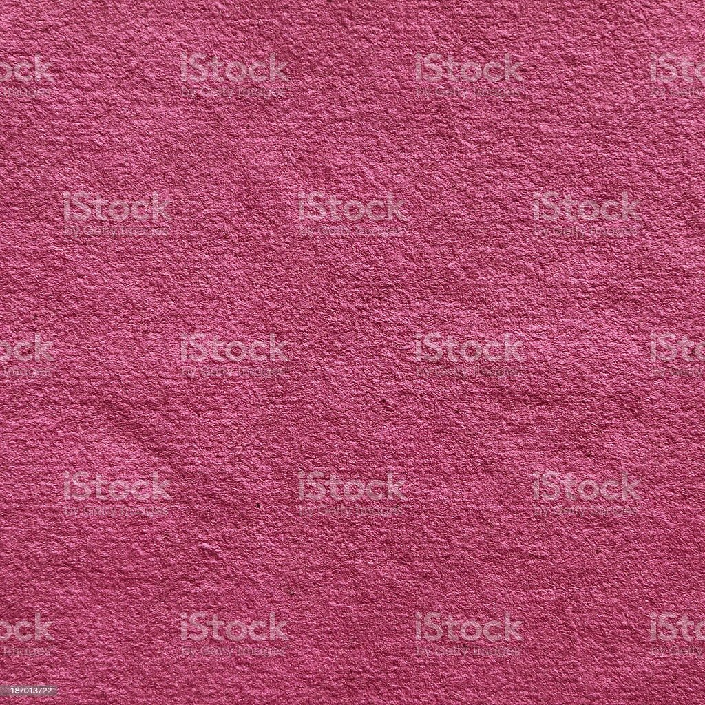 handmade pink paper royalty-free stock photo