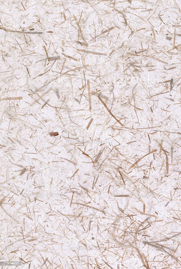 Handmade rice paper, texture background royalty-free stock photo