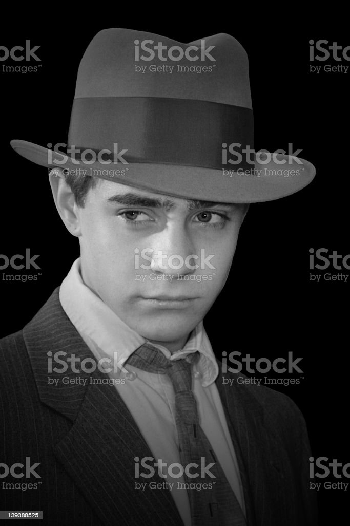 Handome Young Man royalty-free stock photo