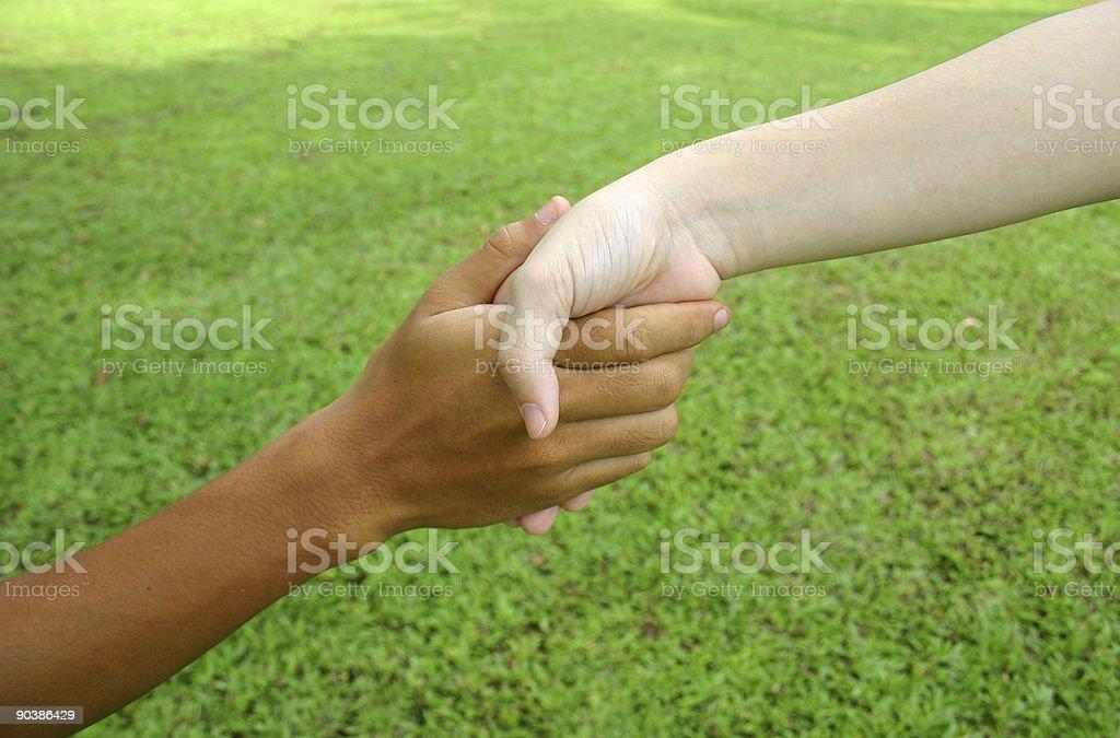 Hände 3 Lizenzfreies stock-foto