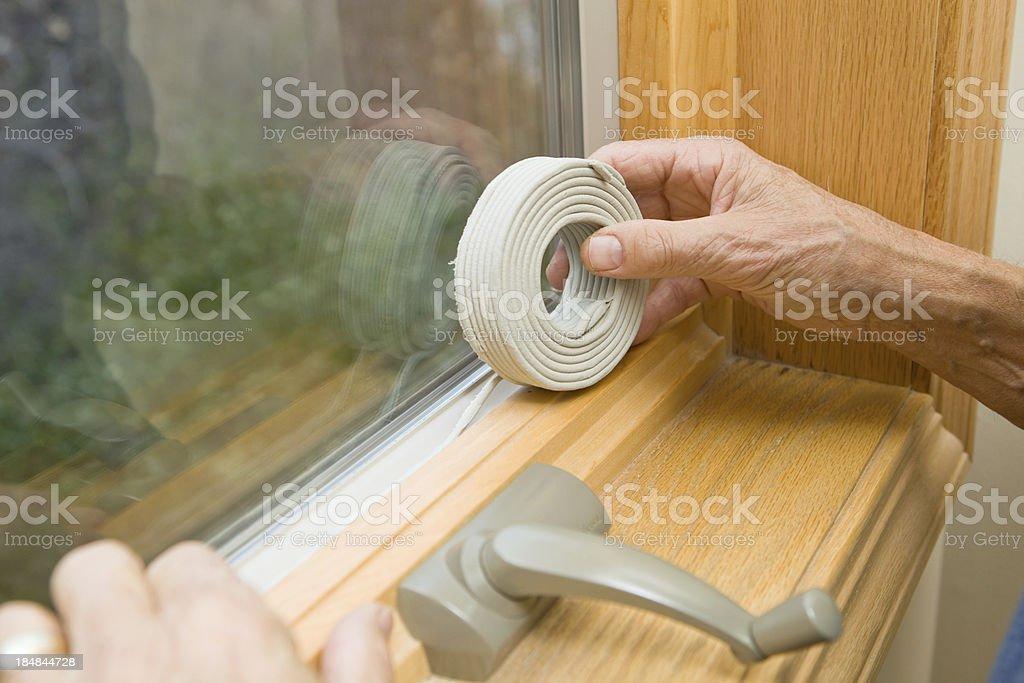 Как утеплить деревянные окна на зиму своими руками фото 81