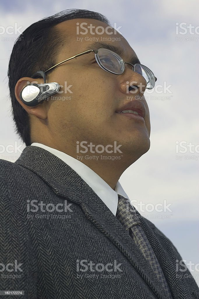 hands free royalty-free stock photo