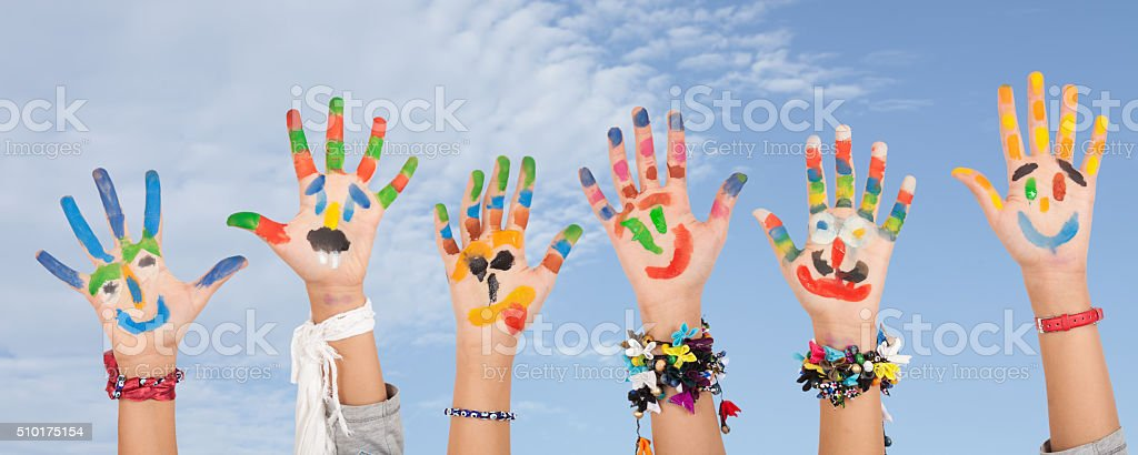hands stock photo