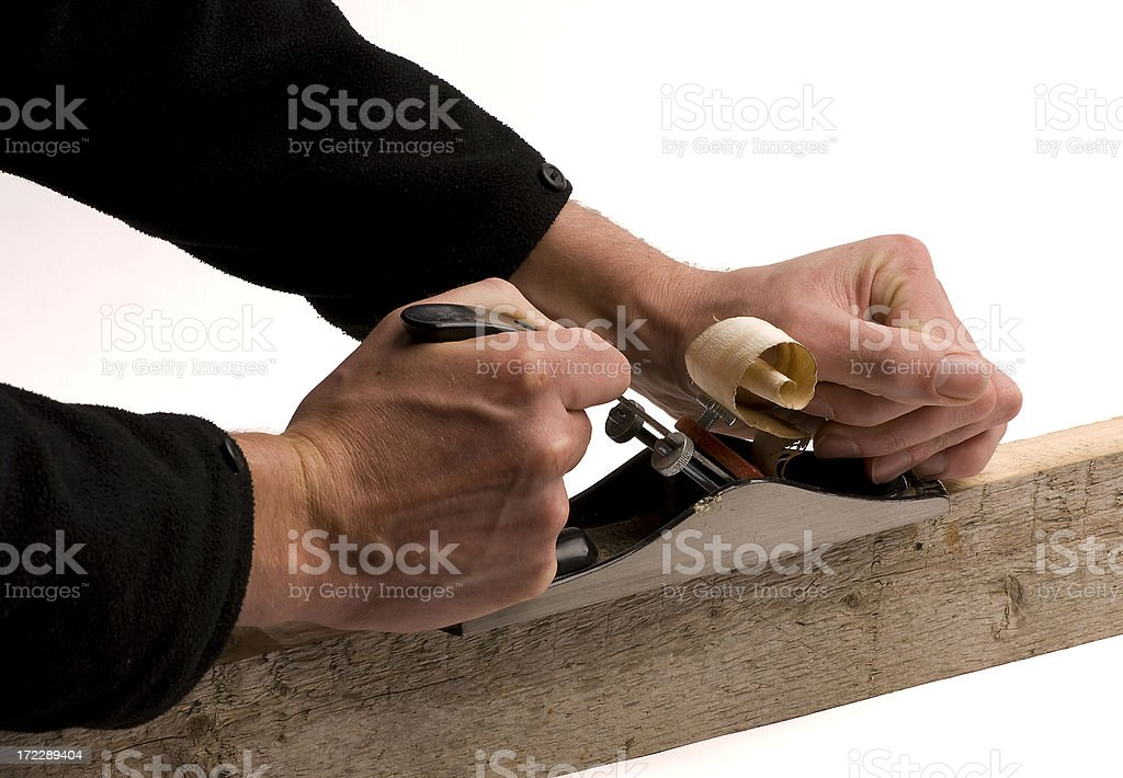 hands to work royalty-free stock photo
