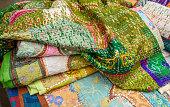 Handsewn Fabric