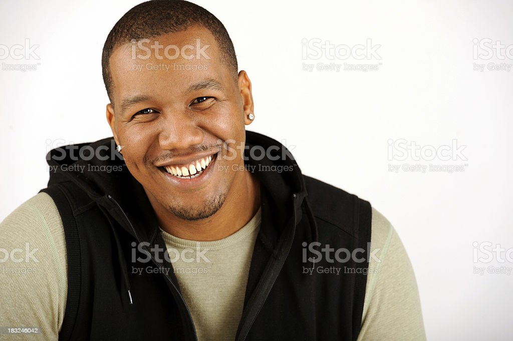 Handsome stock photo
